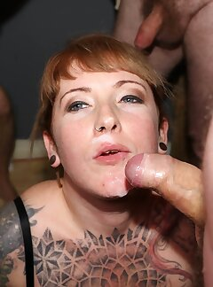 Cum Covered Pussy Pictures